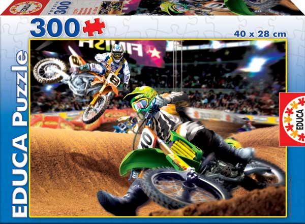 Motorcross Motorcycles Children's Puzzles