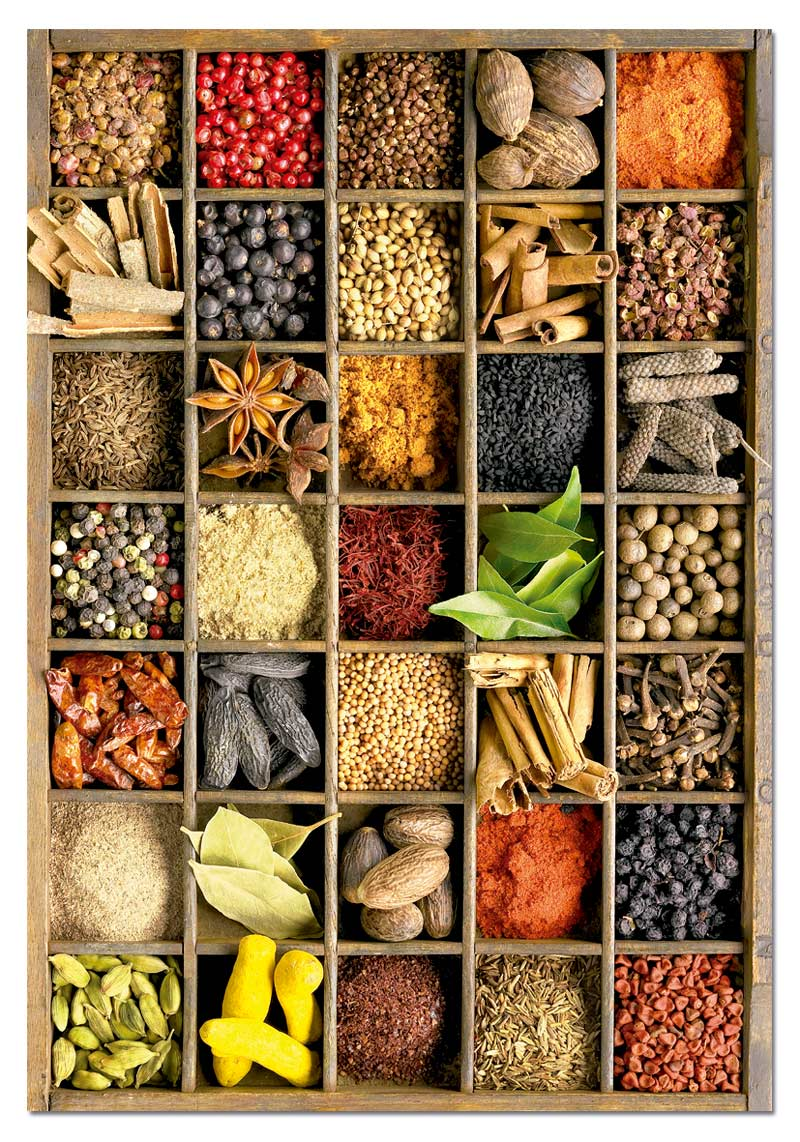 Spices Food and Drink Jigsaw Puzzle