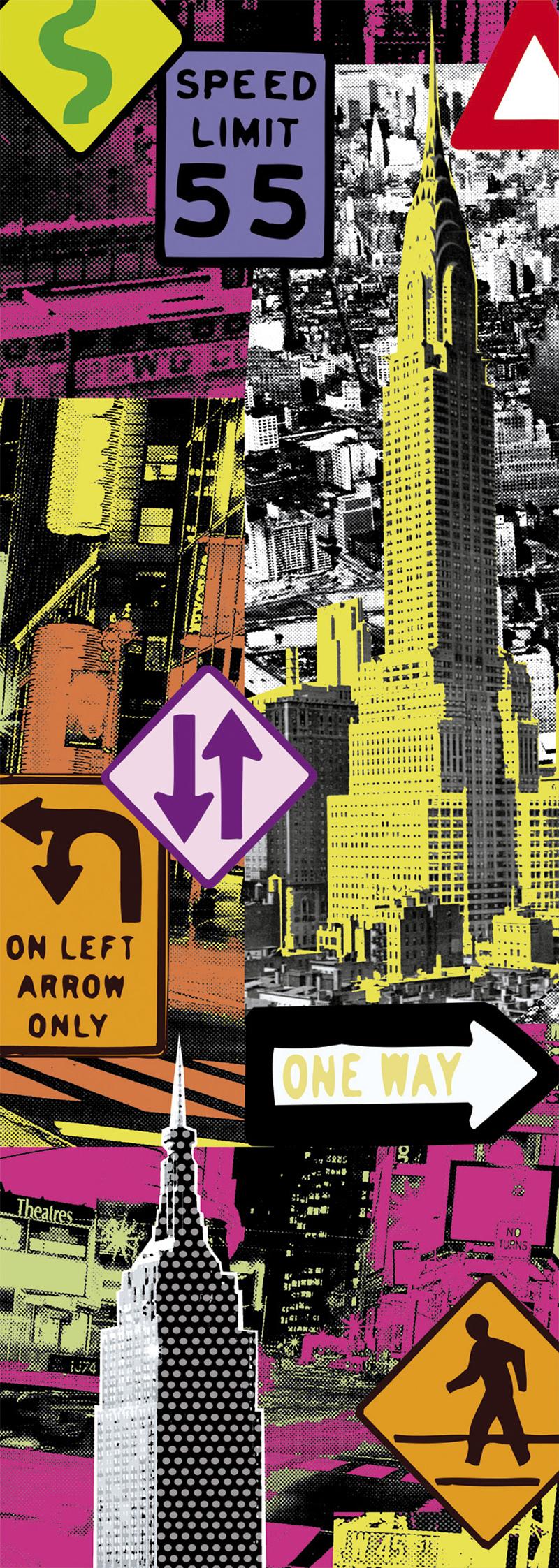 New York Pop Art Jigsaw Puzzle Puzzlewarehouse Com