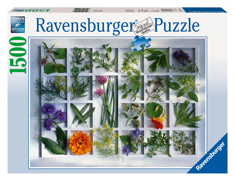 Kitchen Herbs Food and Drink Jigsaw Puzzle