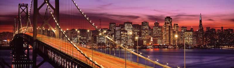 Bay Bridge, San Francisco Bridges Jigsaw Puzzle