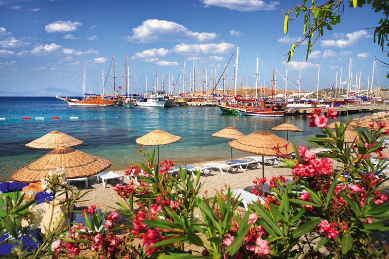 Bodrum, Turkey Travel Jigsaw Puzzle
