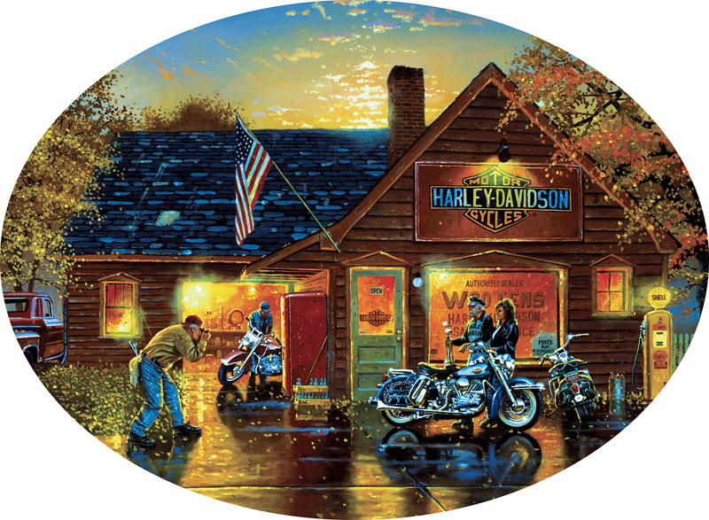Picture Perfect Father's Day Jigsaw Puzzle