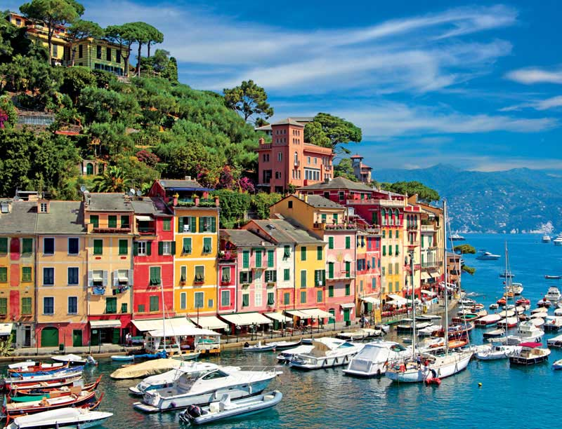 Portofino - Photo Seek Italy Hidden Images