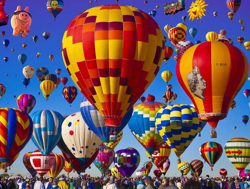 Hot Air Balloons - Photo Seek Balloons Hidden Images