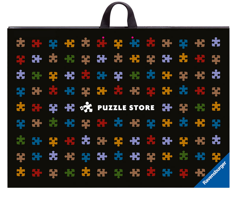 Puzzle Store Carrying Case 300 1000 Piece Count