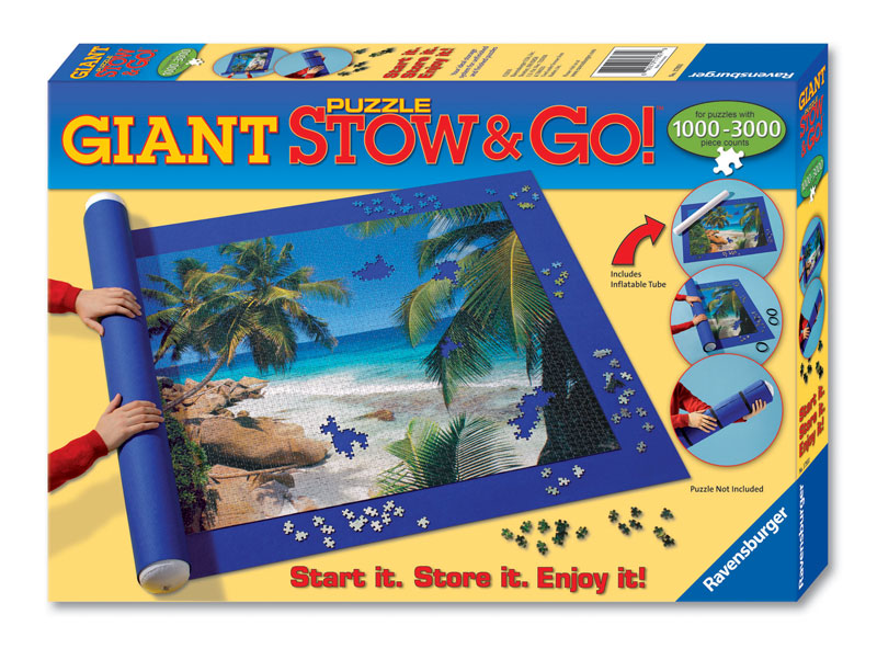 Giant Stow & Go! 3000 Piece