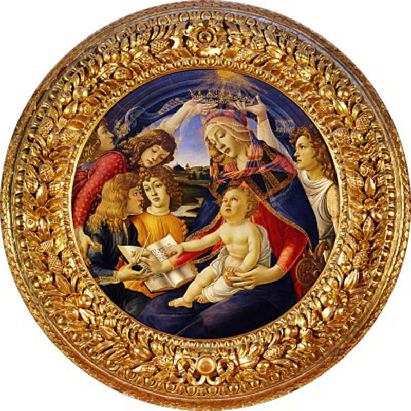 Magnificatio Renaissance Wooden Jigsaw Puzzle