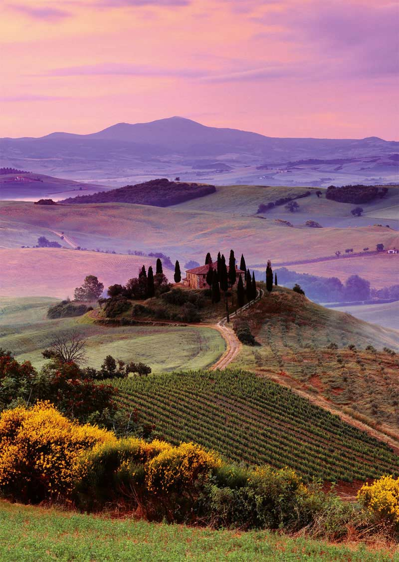 Tuscan Flair Italy Jigsaw Puzzle