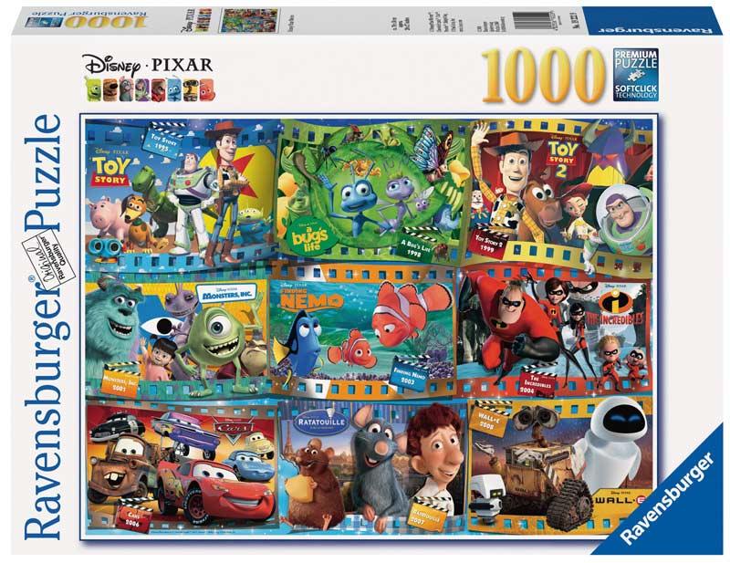 Disney Pixar Movies Disney Jigsaw Puzzle