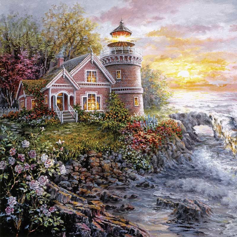 Seafarer S Vigilant Sentry Jigsaw Puzzle Puzzlewarehouse Com