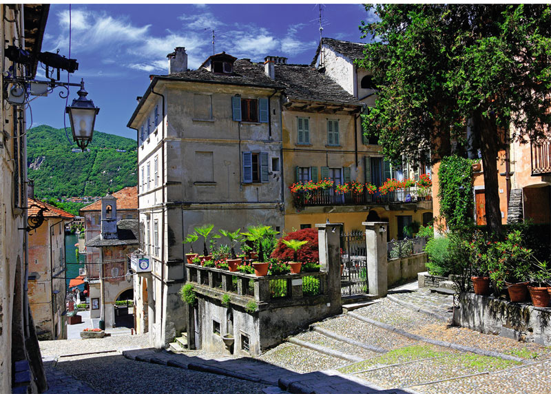 In Piedmont, Italy - Scratch and Dent Travel Jigsaw Puzzle
