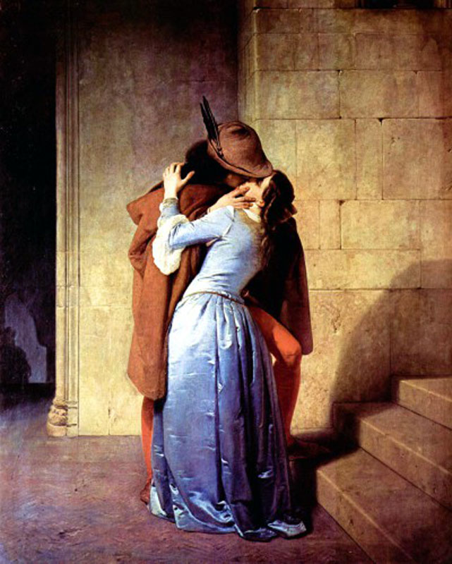 The Kiss Renaissance Wooden Jigsaw Puzzle