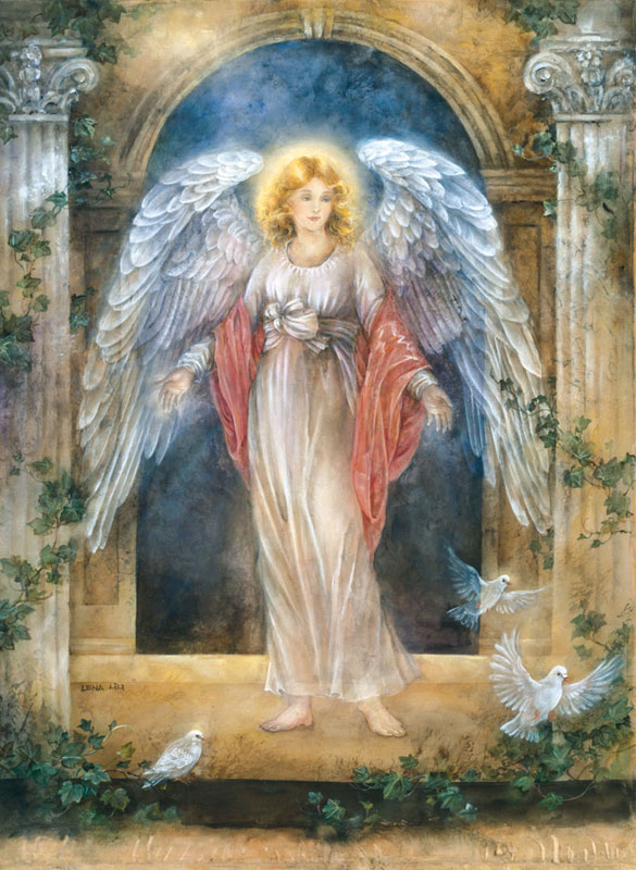 Guardian Angel Angels Jigsaw Puzzle
