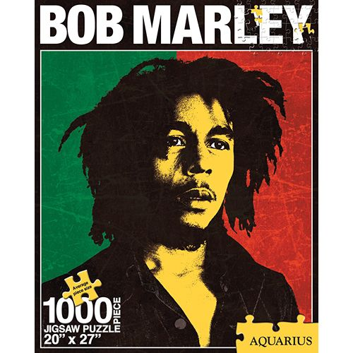Bob Marley - One Love Famous People Jigsaw Puzzle