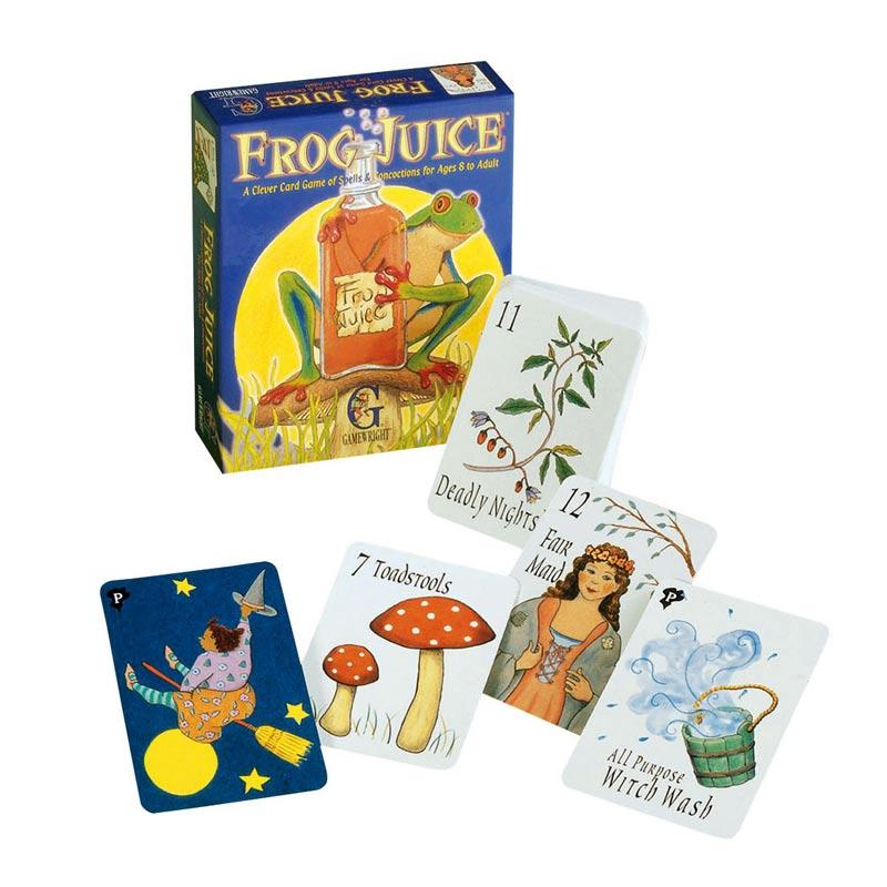 Frog Juice Fantasy