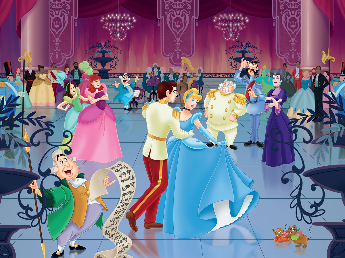 Cinderella Disney Jigsaw Puzzle
