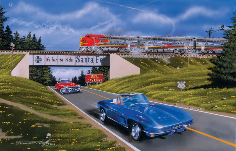 America's Best Cars Jigsaw Puzzle