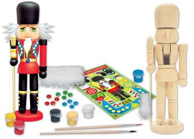Works of Ahhh... Nutcracker Guard Snowman