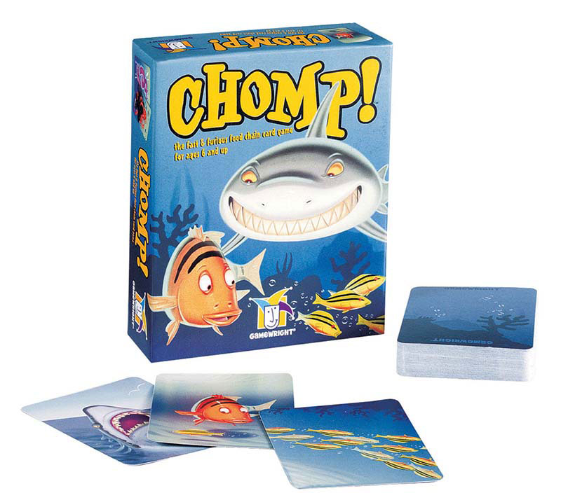Chomp! Under The Sea