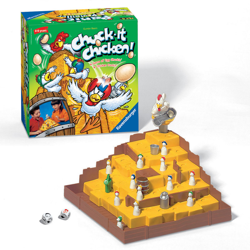 Chuck-it Chicken Children's Games Game