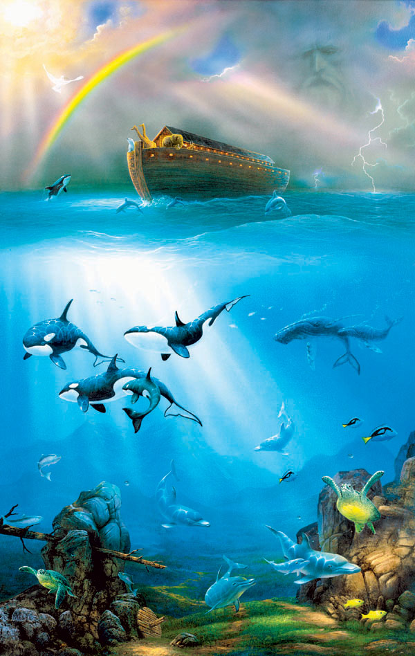 New Beginning Dolphins Jigsaw Puzzle