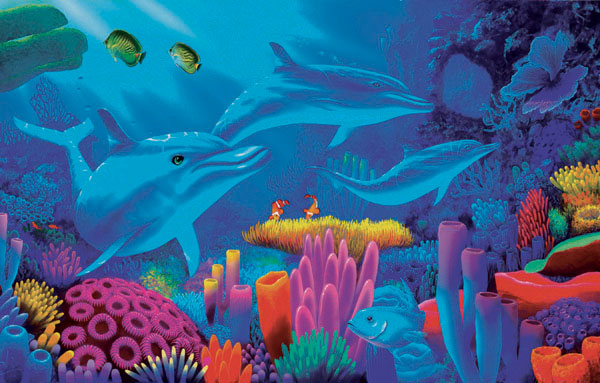 Secrets of the Sea Marine Life Jigsaw Puzzle