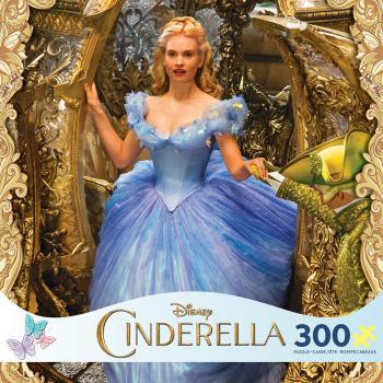 Cinderella in Coach (Disney Cinderella) - Scratch and Dent Disney Jigsaw Puzzle
