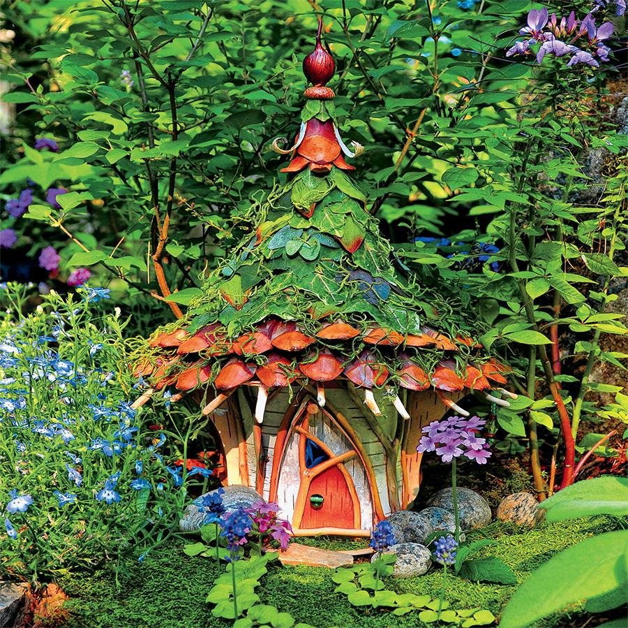Green Dreams Cottage (Fairyhouses)