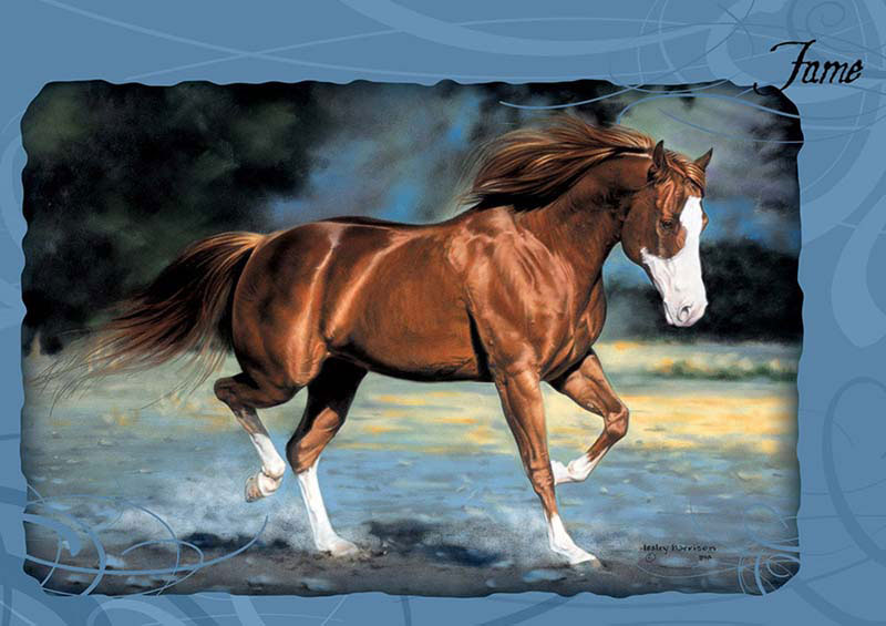 Fame Horses Jigsaw Puzzle