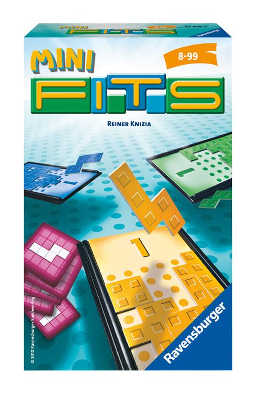 Mini FITS Strategy/Logic Games Game
