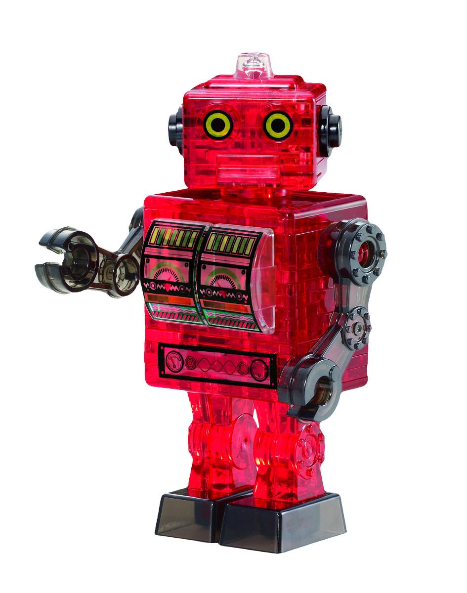 Tin Robot Sci-fi Jigsaw Puzzle