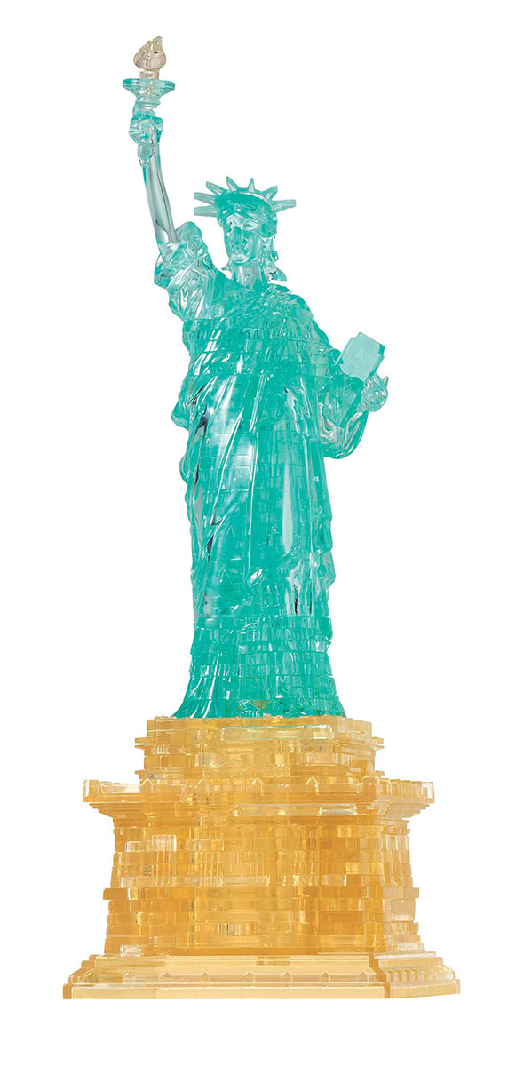 Statue of Liberty Statue of Liberty 3D Puzzle