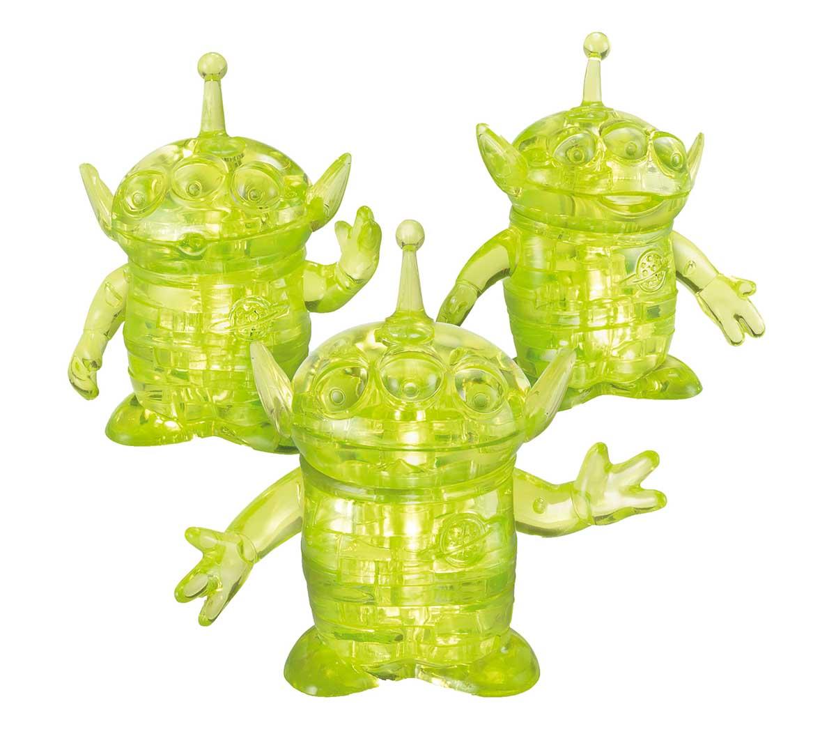 Toy Story Aliens Disney 3D Puzzle