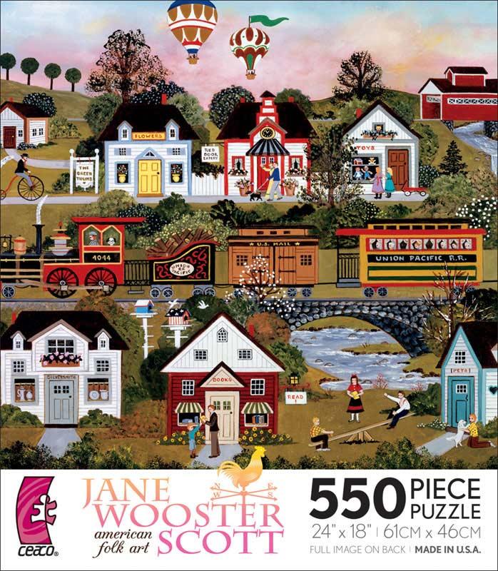 Joyrides Jigsaw Puzzle
