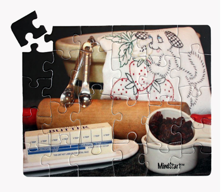 Baking (24pc) Everyday Objects Jigsaw Puzzle