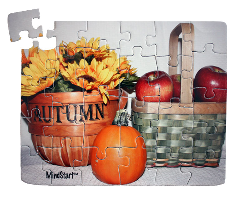 Autumn (24pc) Fall Jigsaw Puzzle