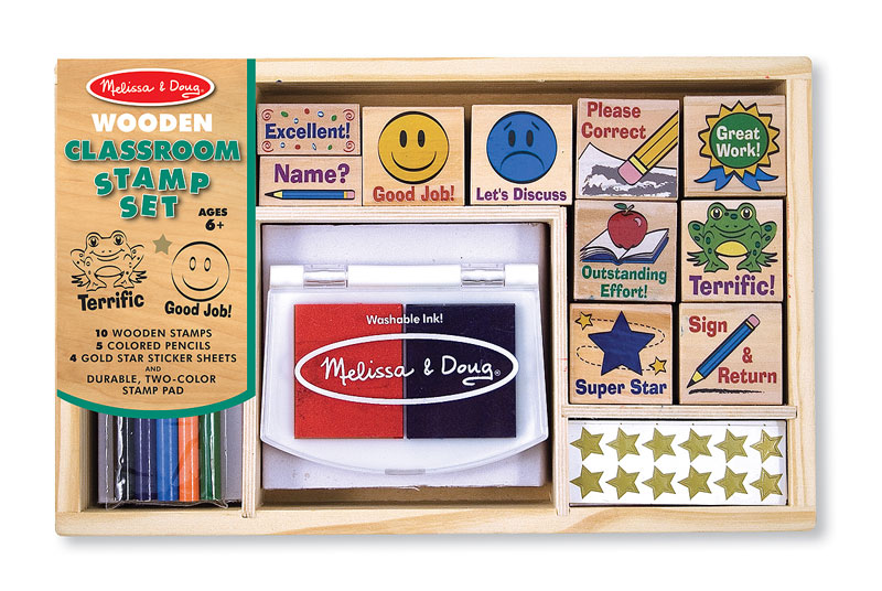 Classroom Stamp Set Arts and Crafts