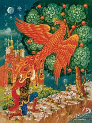 Firebird II Birds Jigsaw Puzzle