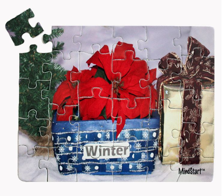 Winter (24pc) Winter Jigsaw Puzzle
