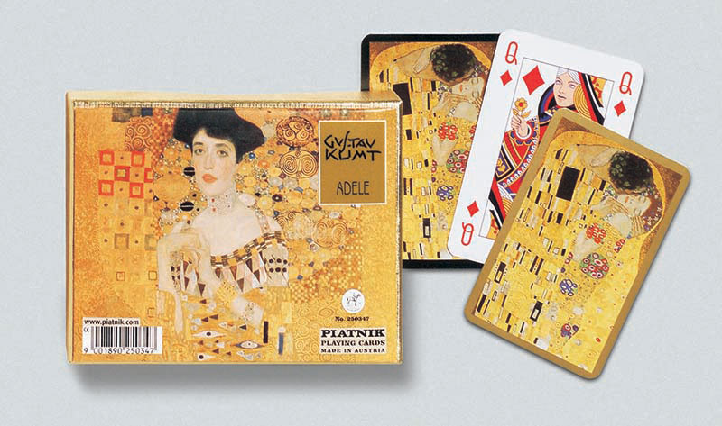 Adele, Double Deck Contemporary & Modern Art Playing Cards