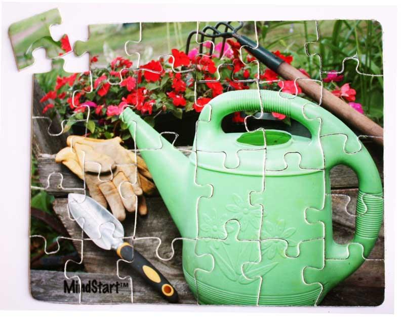 Garden (24pc) Spring Jigsaw Puzzle