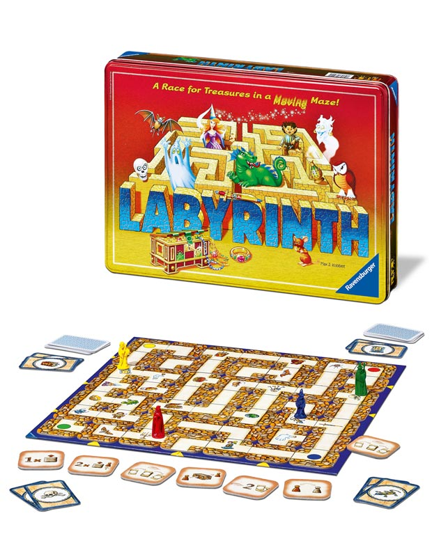 Labyrinth - Special Anniversary Edition Strategy/Logic Games