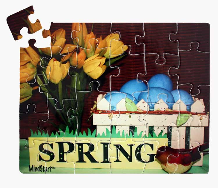 Spring (24pc) Spring Jigsaw Puzzle