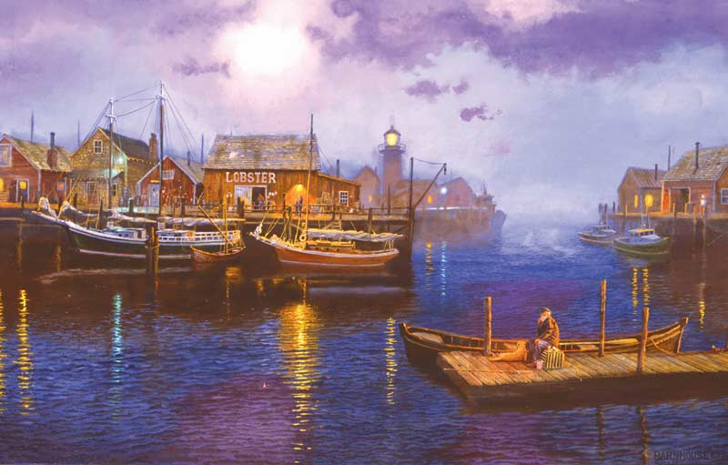 Lifetime Friends Boats Jigsaw Puzzle