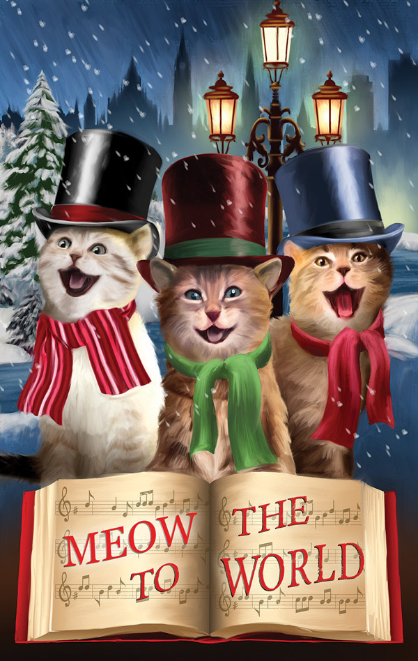Meow to The World Cats Jigsaw Puzzle
