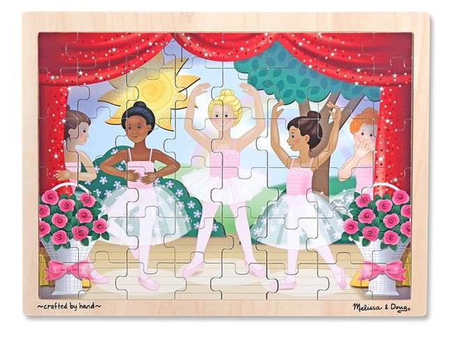 Ballet Performance Dance Children's Puzzles