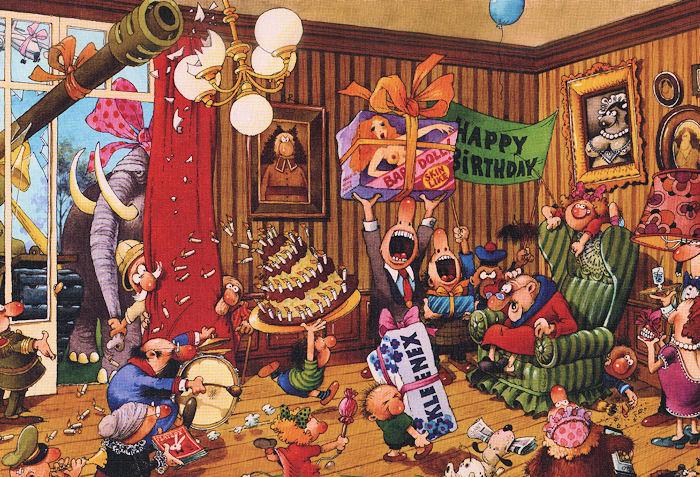 Birthday Jigsaw Puzzle