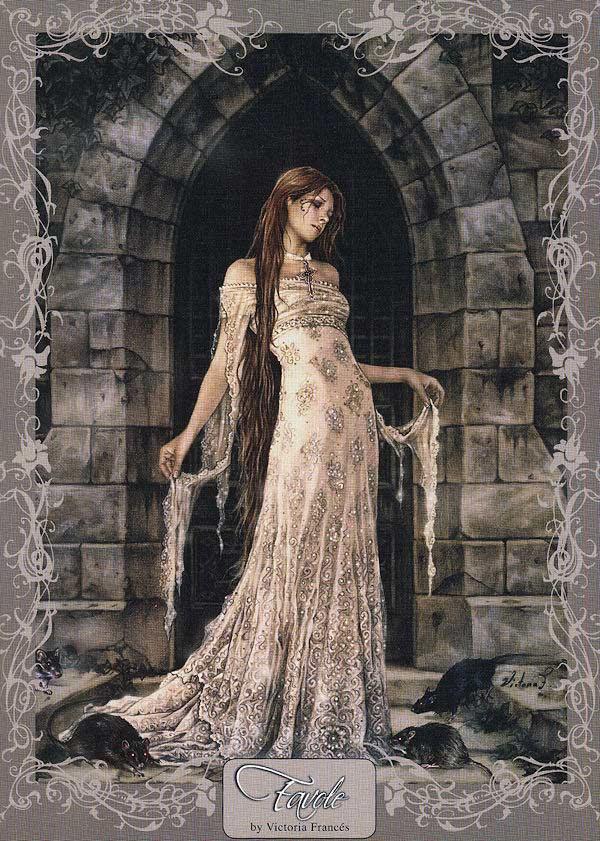 Dress Gothic Jigsaw Puzzle