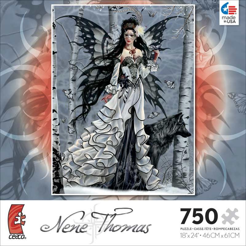 Nene Thomas - Aveliad Gothic Jigsaw Puzzle